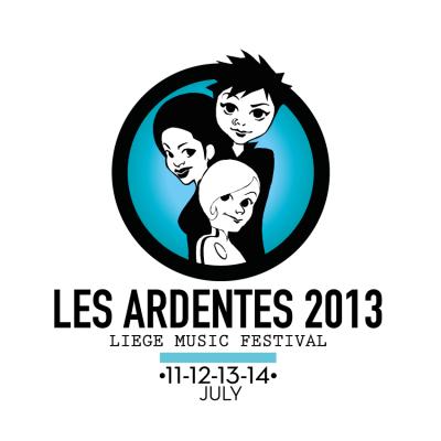 logo Ardentes 2013